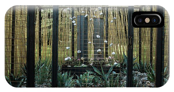 Haven iPhone Case - Conceptual Garden - \vignette Of Haven 2\ by Chris Dawe/science Photo Library