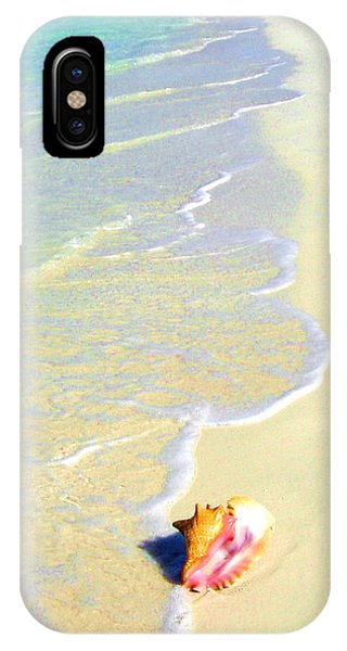 Conch IPhone Case