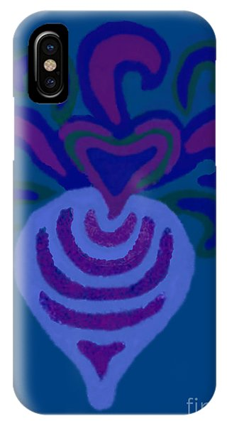 Conchshell Phone Case by Meenal C
