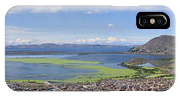 Condor iPhone Case - Condor Hill, Puno, Peru by Panoramic Images