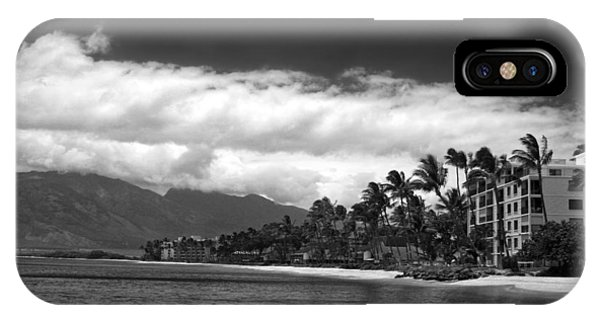 Condos On The Ocean IPhone Case