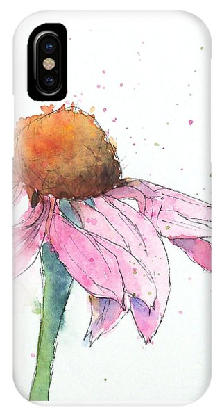 Coneflower 2 IPhone Case
