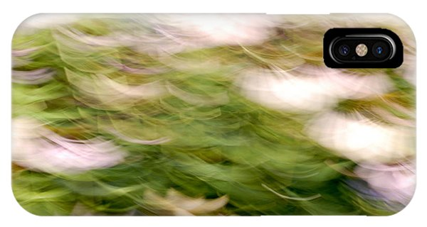 Coneflowers In The Breeze IPhone Case