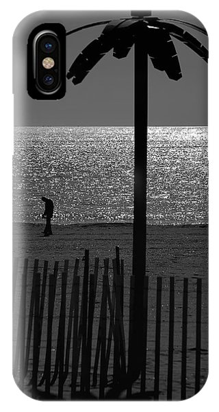 Coney Island 1 IPhone Case