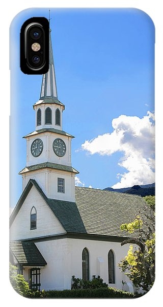 Congregational Church1 IPhone Case