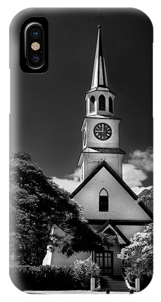 Congregational Church2 IPhone Case