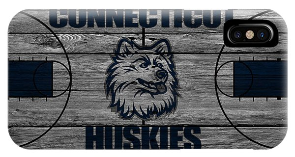 Connecticut Huskies IPhone Case