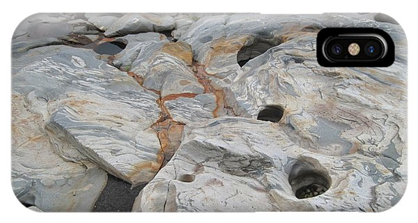 Connecticut River Bed IPhone Case