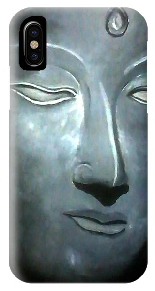 Siddharta iPhone Case - Connection by Gopal Maheshwari