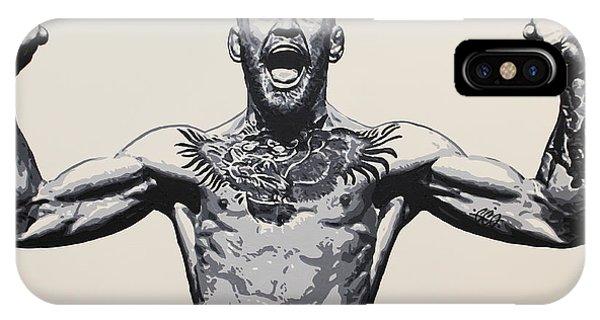 Conor Mcgregor IPhone Case
