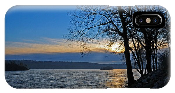 Conowingo Sunrise IPhone Case