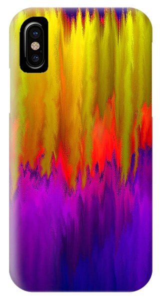 Consciousness Rising IPhone Case