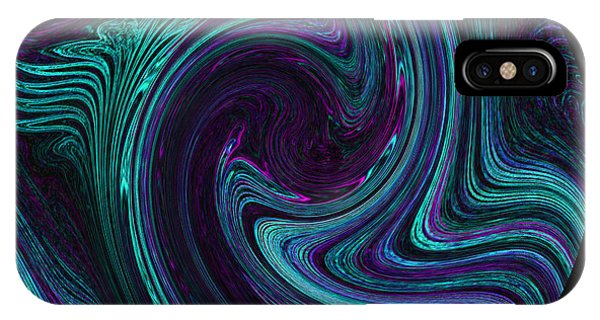 Consciousness Rising Phone Case by Patricia Kay