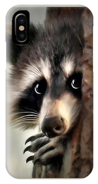 Conspicuous Bandit IPhone Case