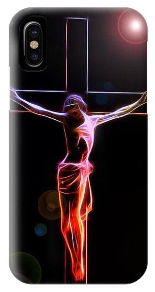 Consummatum Est IPhone Case
