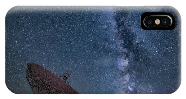 New Mexico iPhone Case - Contact by Michael Zheng