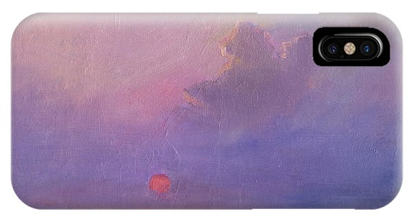 iPhone Case - Contemplation At Sunset by Svetlana Novikova