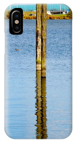 Contemplation Phone Case by Karen Weetman