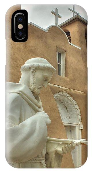 Contemplation IPhone Case