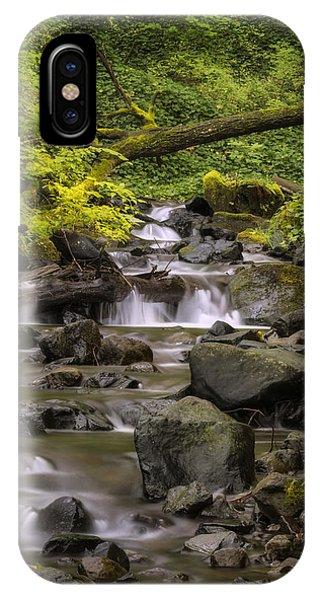 Contemplative Creek IPhone Case