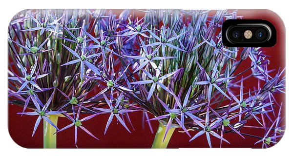 Flowering Onions IPhone Case