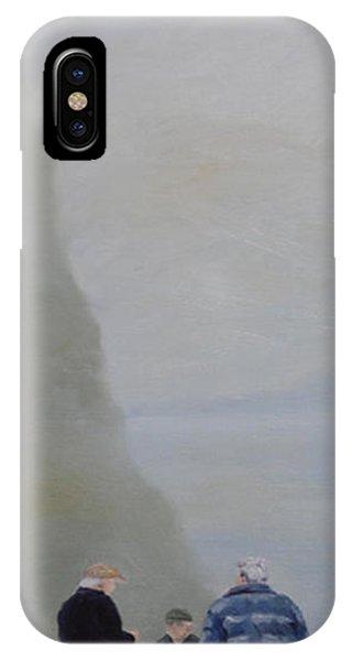 Converstation IPhone Case