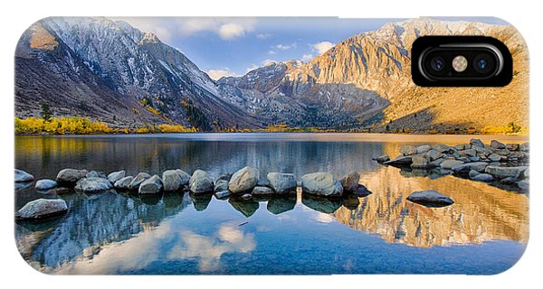 Convict Lake 2 IPhone Case