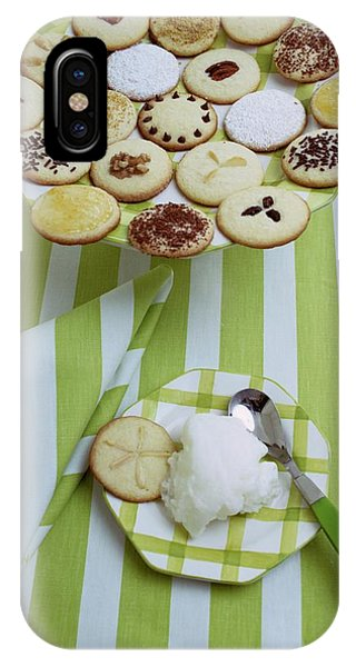 Cookies And Icing IPhone Case