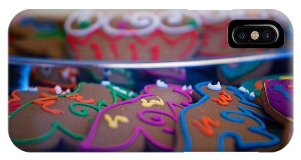 Cookies IPhone Case