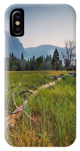Cook's Meadow IPhone Case