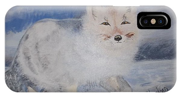 Cool Fox IPhone Case