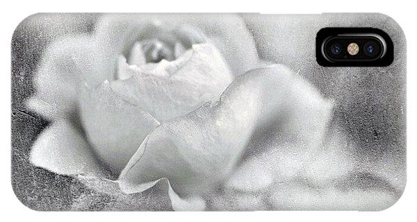 Cool Rose IPhone Case