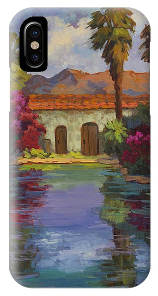 Cool Waters 2 IPhone Case