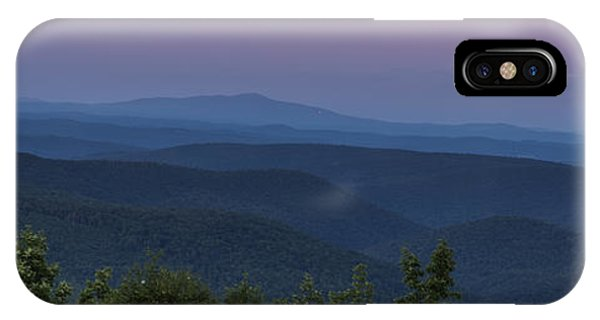 Cooper Hill Dusk II IPhone Case