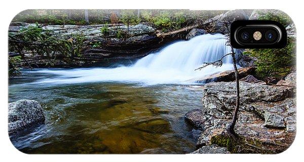 Copeland Falls Rockies IPhone Case