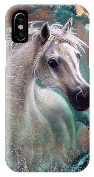 Copper Grace - Horse IPhone Case