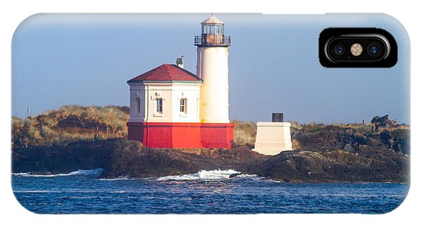 Coquille Lighthouse IPhone Case