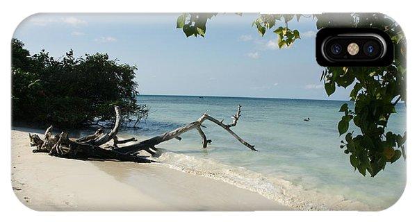 Coral Beach Phone Case by Olaf Christian
