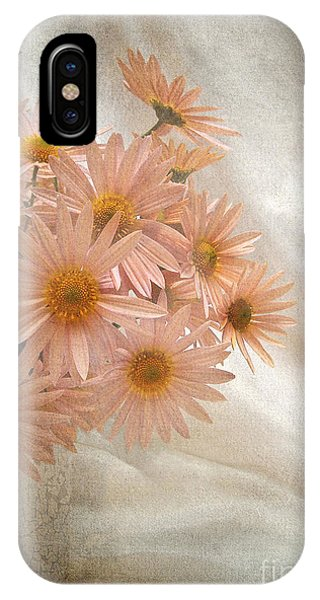 Coral Pink Still Life IPhone Case