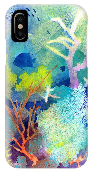 Coral Reef Dreams 1 IPhone Case