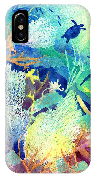 Coral Reef Dreams 2 IPhone Case