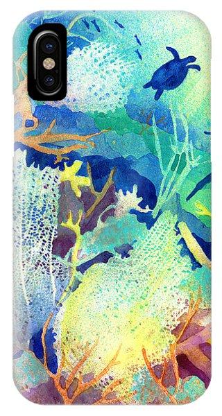 Coral Reef Dreams 2 IPhone Case