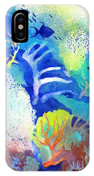 Coral Reef Dreams 3 IPhone Case