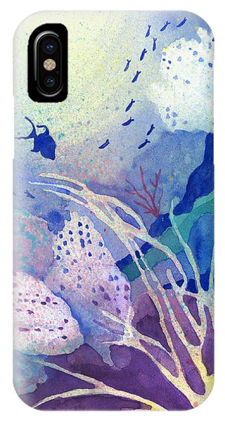 Coral Reef Dreams 4 IPhone Case
