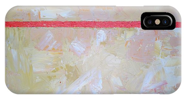 Coral Sands Phone Case by Linda Bright Toth
