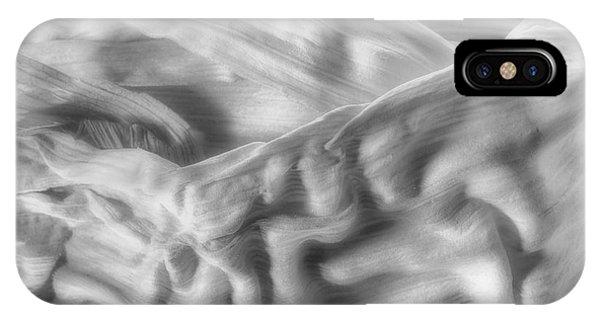 Visual iPhone Case - Corn Husk - A Beautiful Chaos by Tom Mc Nemar