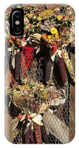 Corn Wreaths IPhone Case