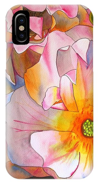 Cornelia Rose Phone Case by Sacha Grossel