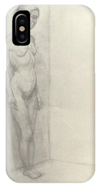 Corner Phone Case by Cynthia Harvey