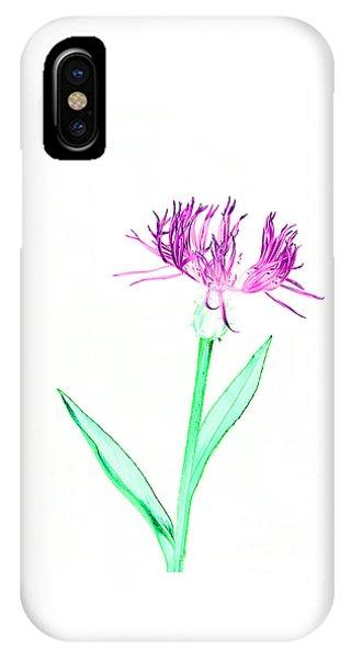 Cornflower No.3 IPhone Case